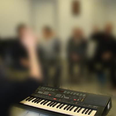 Foto di una Tastiera